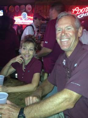 alabama vs Texas A&M at Dixie Chicken