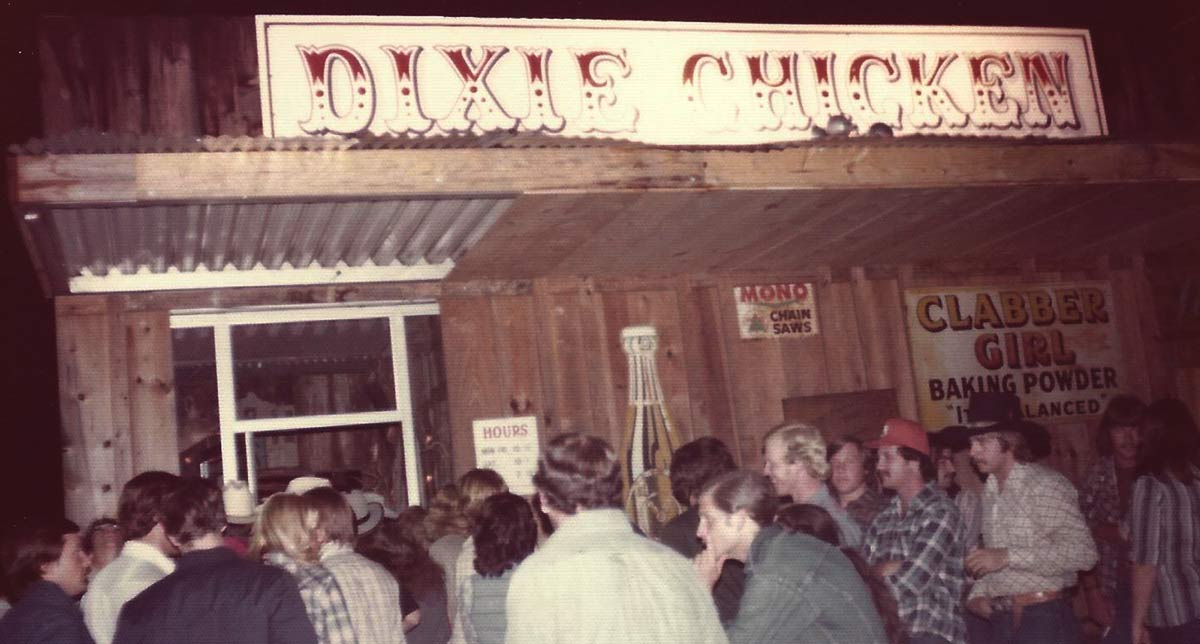 Dixie Chicken - April, 1976